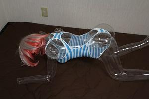 ラブボディRen(レン)の競泳水着着せ替え写真