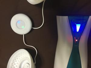 VR-Xで連携後のアダルトグッズのランプ