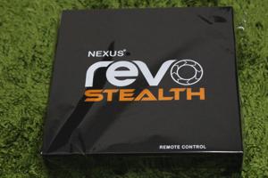 NEXUS REVO STEALTH(レボ・ステルス)の外箱