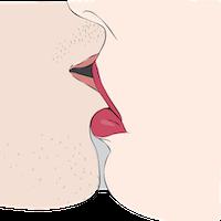 バーチャル・キスを味わう方法
