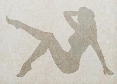女体型(エアドール型)のオナホール固定グッズ